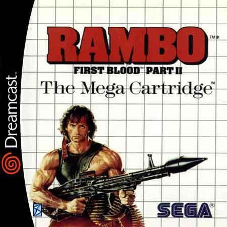 Rambo: La serie de animación