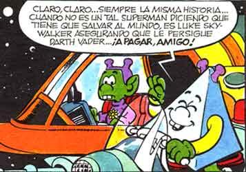 Astroniks: Pitufos del espacio