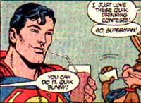 Las portadas más bizarras de Superman