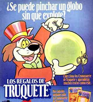 Juguetitos chorras 80's