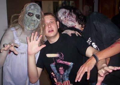 Alcalá bajo el terror de los zombies